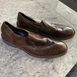Come Haan Loafers with Nike Air - Size 9.5